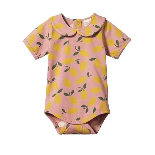 Nature Baby S/S Posey Bodysuit