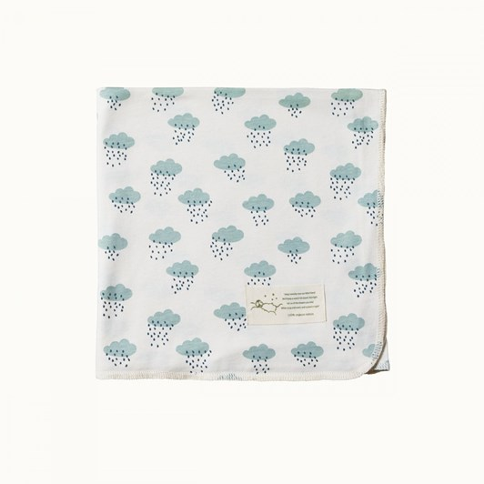 Nature Baby Cotton Wrap 100X100