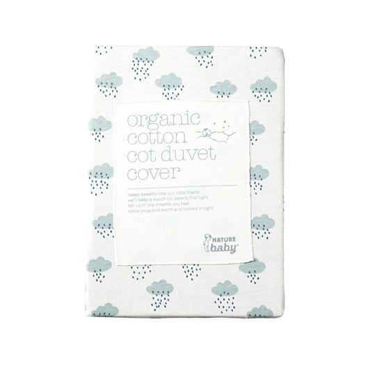 Nature Baby Duvet Cover Jersey