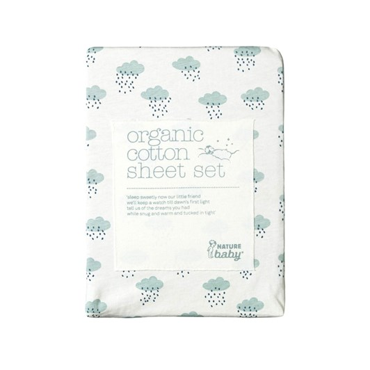 Nature Baby Sheet Set Jersey