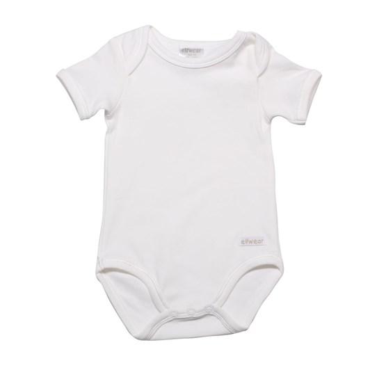 Elfwear Basic Cotton Bodysuit S/S