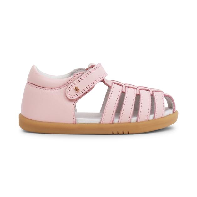 Bobux I-Walk Jump Closed Sandal - seashell pink