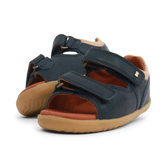 Bobux Step Up Driftwood Open Sandal