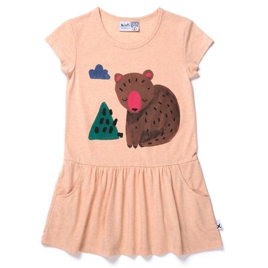 Minti Bear Cub Dress