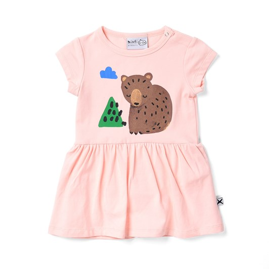 Minti Bear Cub Onesie Dress