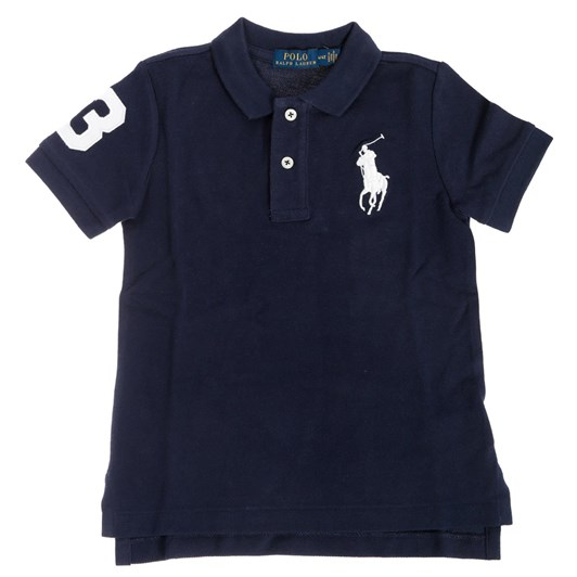 Polo Ralph Lauren Short Sleeve KC Top