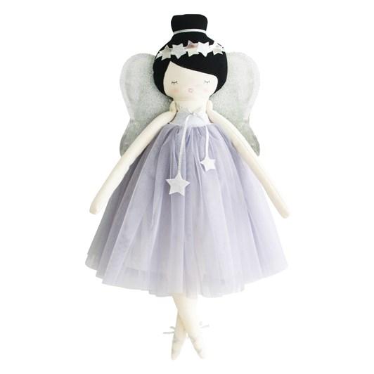 Alimrose Mia Fairy Doll Lavender 50cm