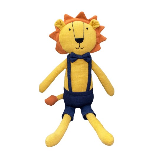 Lily & George Logan The Lion Toy