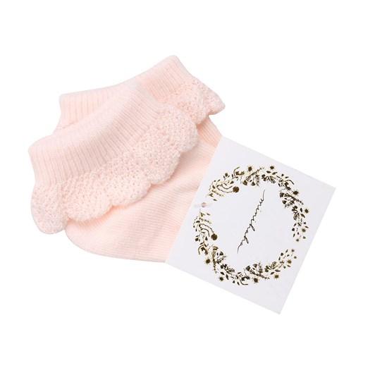 Minihaha Drop Needle Socks