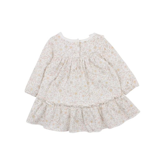 Bebe Penny Print Jersey Dress