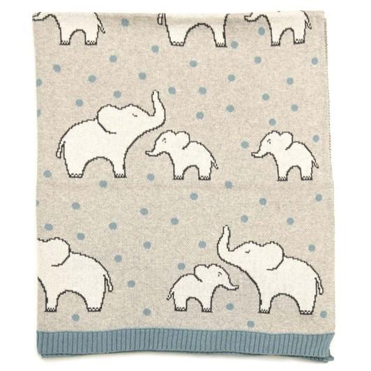 Indus Jimmy Ellie Blanket