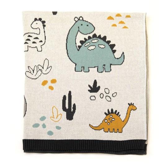 Indus Dino Dinosaur Blanket
