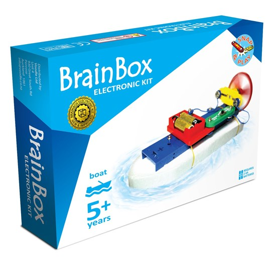 Brain Box Electric Boat Kit