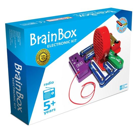 Brain Box FM Radio Experiment