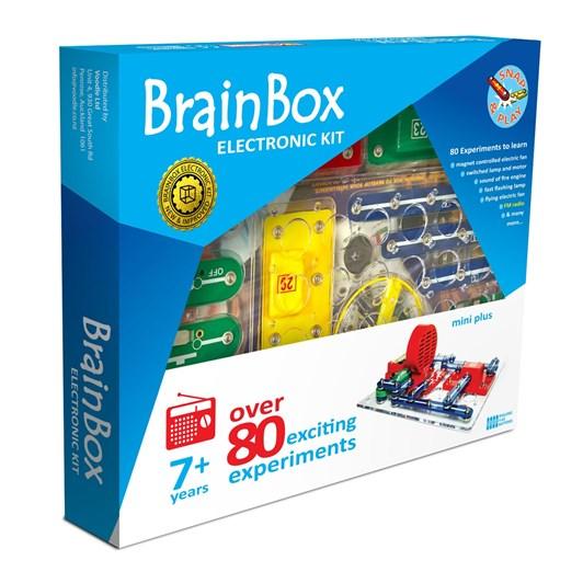 Brain Box Mini Plus With FM Radio