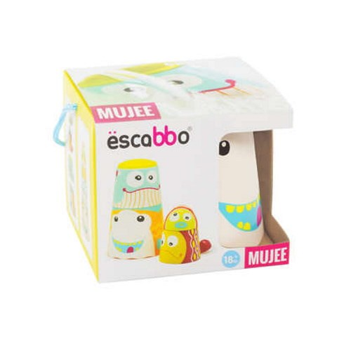 Escaboo Nesting & Stacking Scoop Set