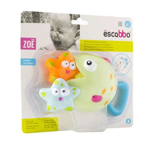 Escaboo Fish Scoop With Squirters