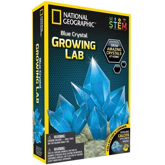 National Geographic Ng Blue Crystal