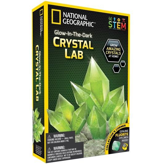 National Geographic Ng Green Crystal