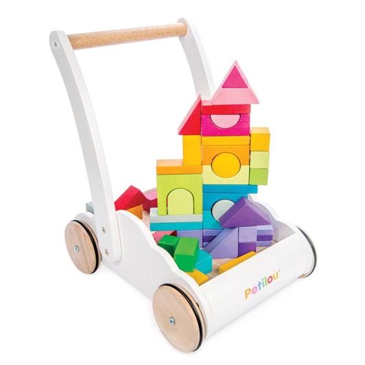 Le Toy Van Petilou Rainbow Cloud Walker