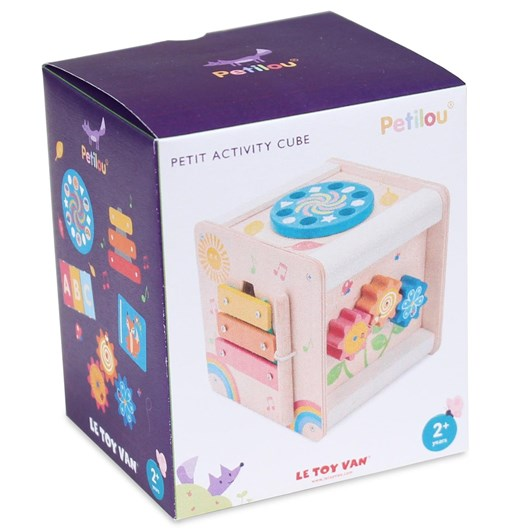 Le Toy Van Petilou Activity Cube