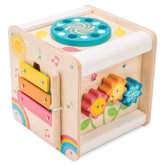 Le Toy Van Petilou Activity Cube