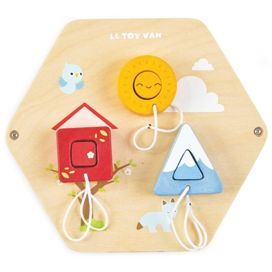 Le Toy Van Petilou Activity Tiles Shapes