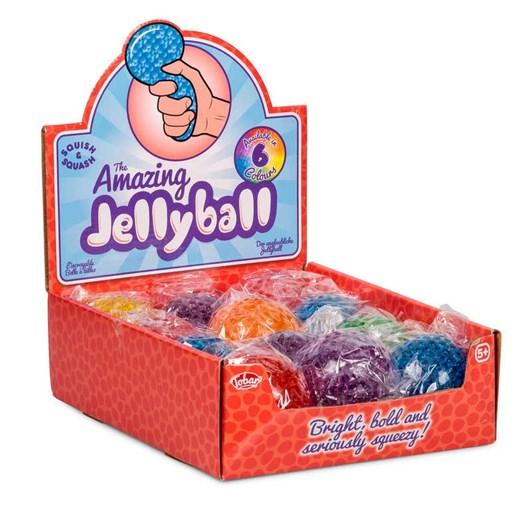 Tobar The Amazing Jellyball