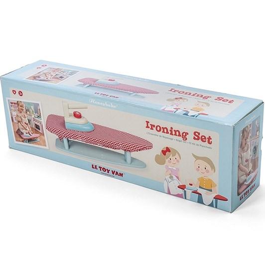 Le Toy Van Ironing Set