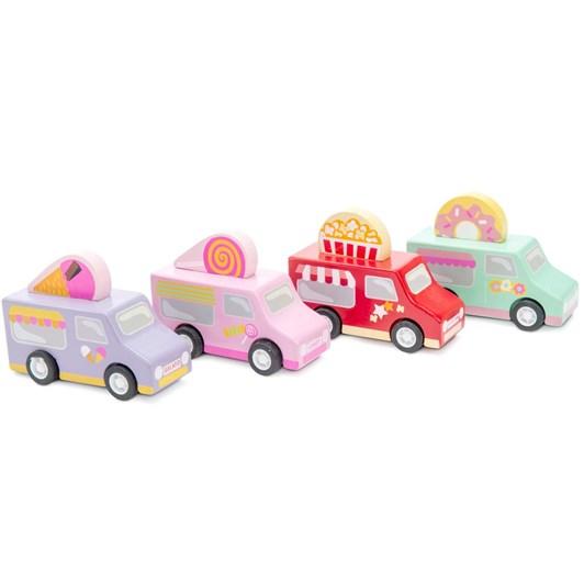 Le Toy Van Sweets & Treats Pull Backs