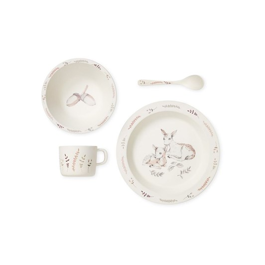 Cam Cam Bamboo Tableware Set Forest Theme