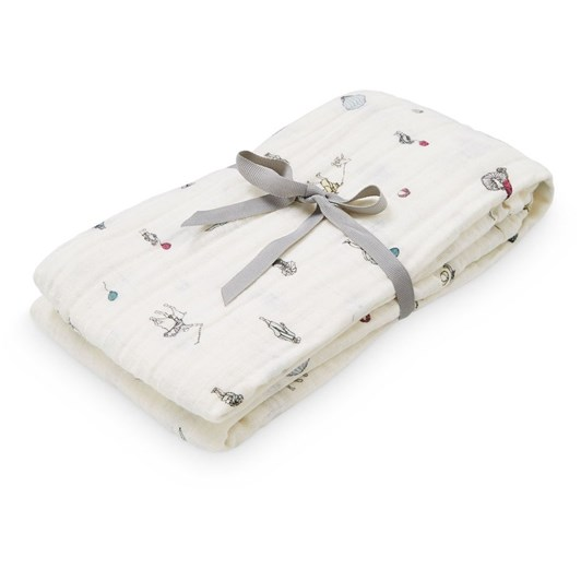 Cam Cam Organic Printed Light Swaddle