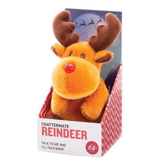 Is Gift Chattermate - Reindeer