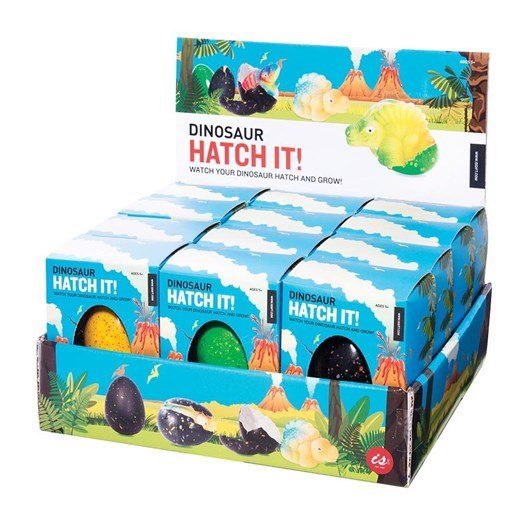 Is Gift Hatch It! Dinosaur