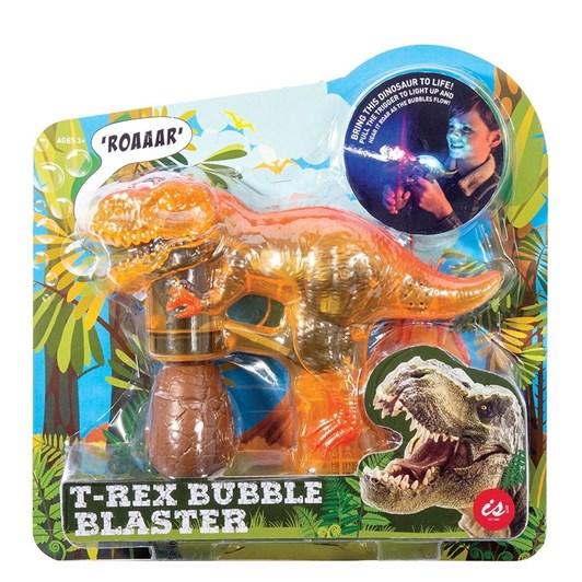 Is Gift T-Rex Bubble Blaster