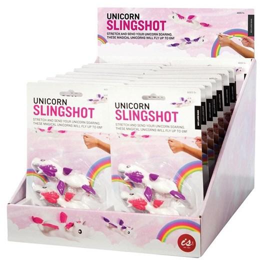 Is Gift Unicorn Fantasy Slingshot - Set Of 2