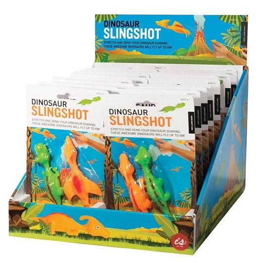 Is Gift Dinosaur Slingshot - Set Of 2