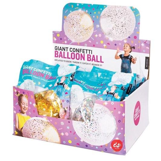 Is Gift Giant Confetti Balloon Ball