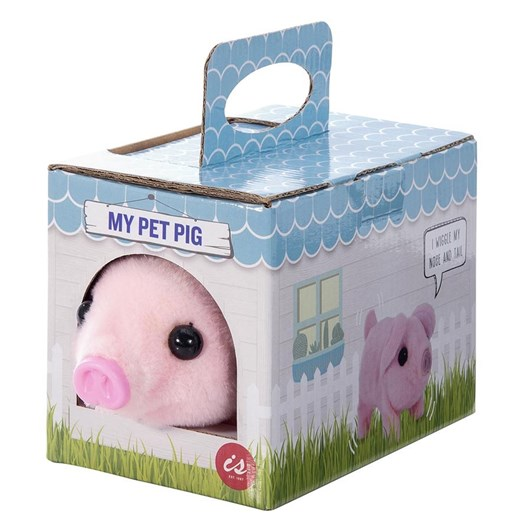 Is Gift My Pet Pig – Walking Toy With Sound