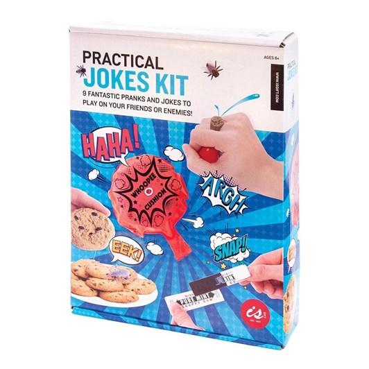 Is Gift Practical Jokes Kit