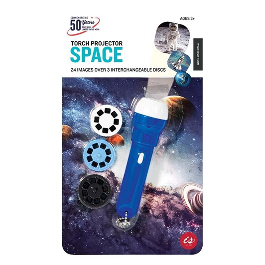 Is Gift Torch Projector - Space