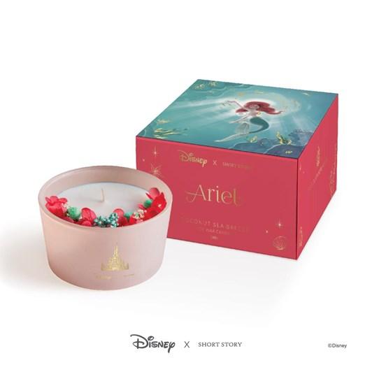 Short Story Disney Candle Little Mermaid