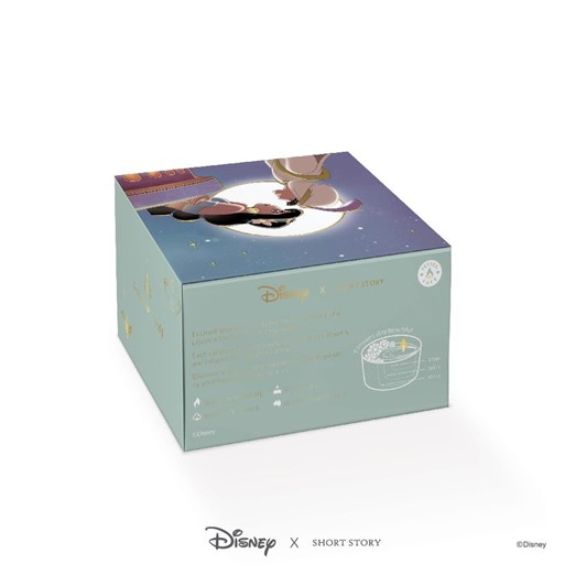 Short Story Disney Candle Jasmine