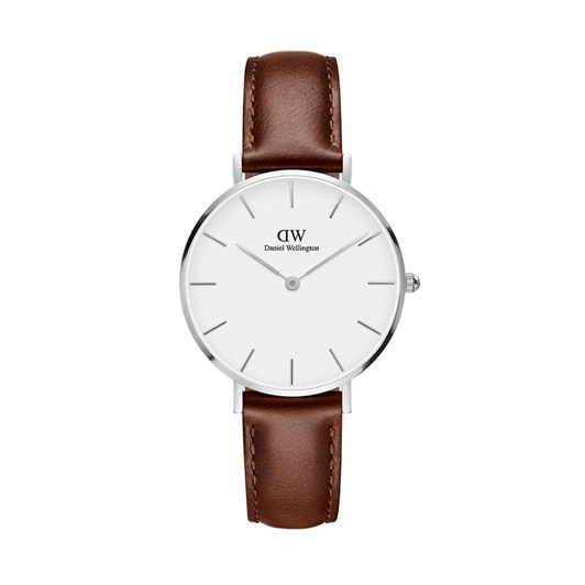 Daniel Wellington Petite 32mm St Mawes Silver White Watch