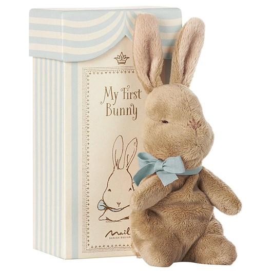 Maileg My First Bunny, Blue