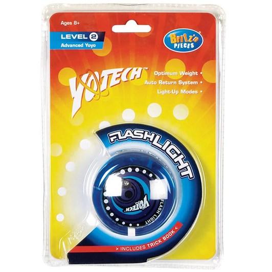 Britz and Pieces Yotech Flash Light Level 2