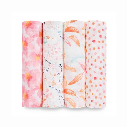 Aden + Anais 4 Pack Classic Swaddles