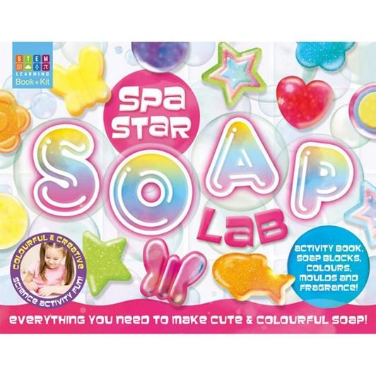 Activity Station Spa Star Soap Lab