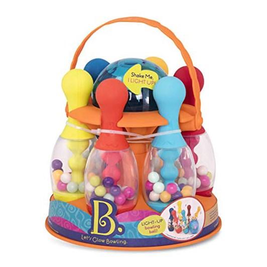 B Toys Light Up Bowling Set