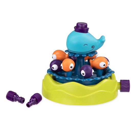 B Toys Whirly Whale Sprinkler™